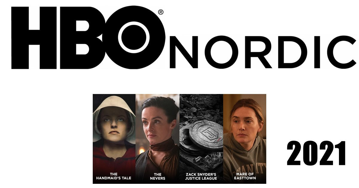 hbo nordic 2021 indhold