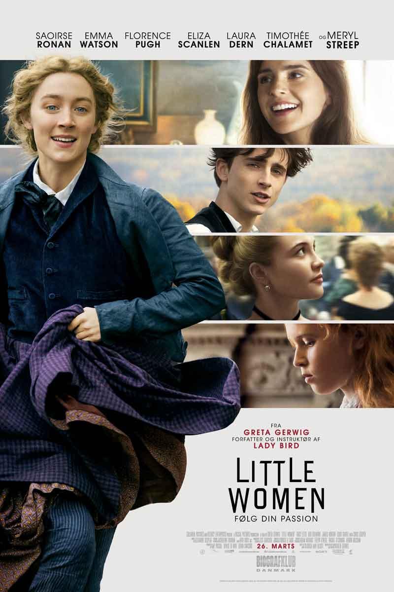 little women plakat