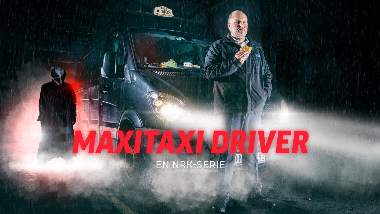 maxitaxi driver nrk1 serie