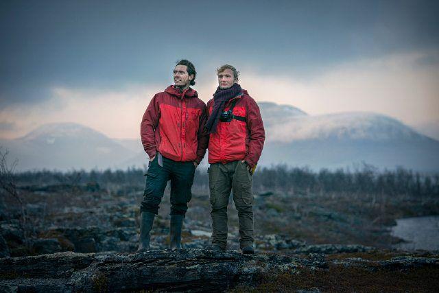 Alene i Vildmarken 2021 Nicklas og Emil