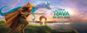 Disney Raya og den sidste drage