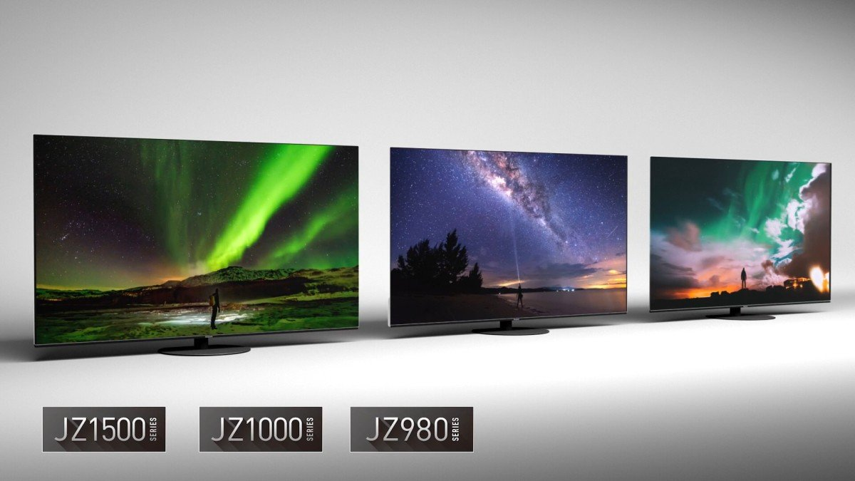 Panasonic 2021 OLED