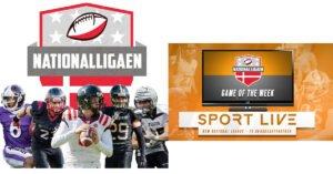 National Ligaen dansk amerikansk fodbold sport live