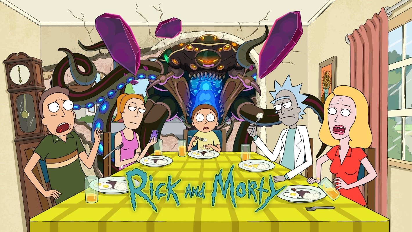 Rick and Morty Sæson 5