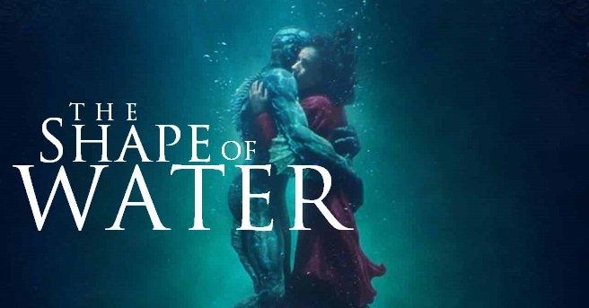 the shape of water Oscar TV Film