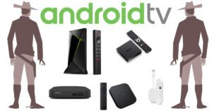 Android TV duel