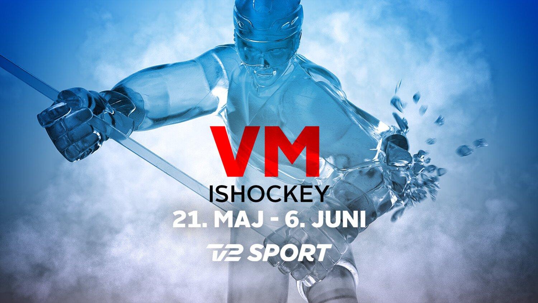 Ishockey VM 2021 TV Streaming