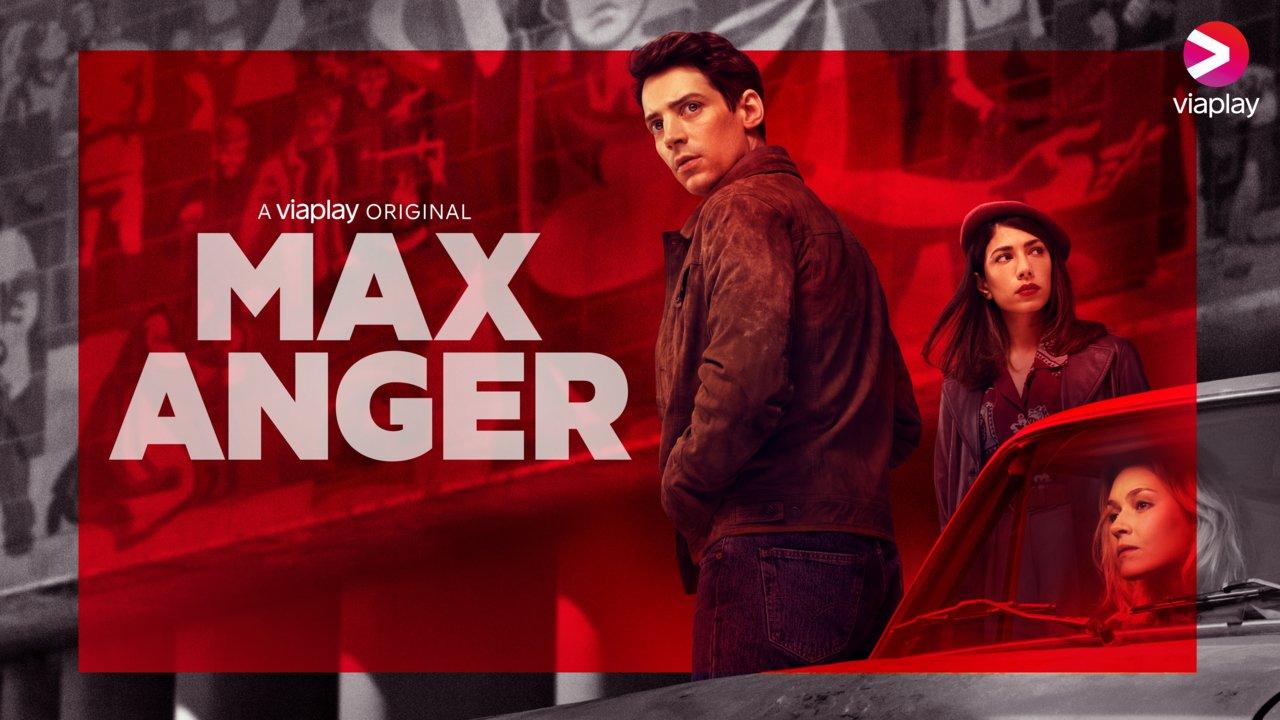 Max Anger viaplay