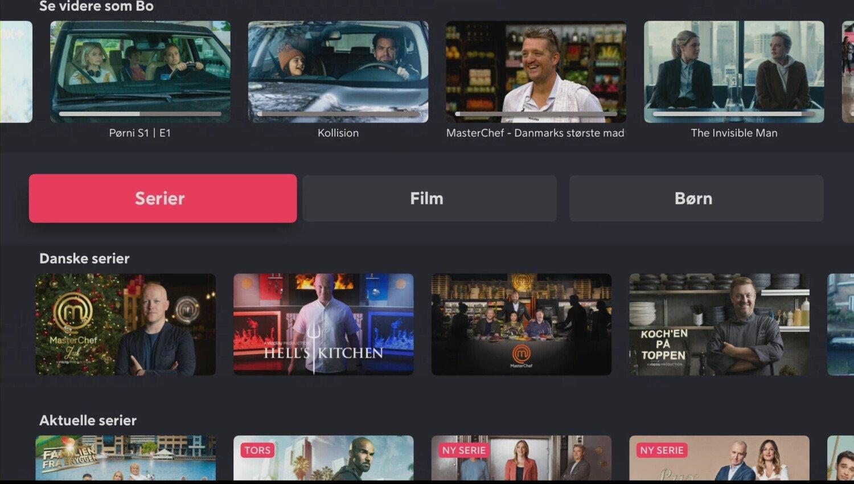Viaplay Beta Apple TV Serier Film
