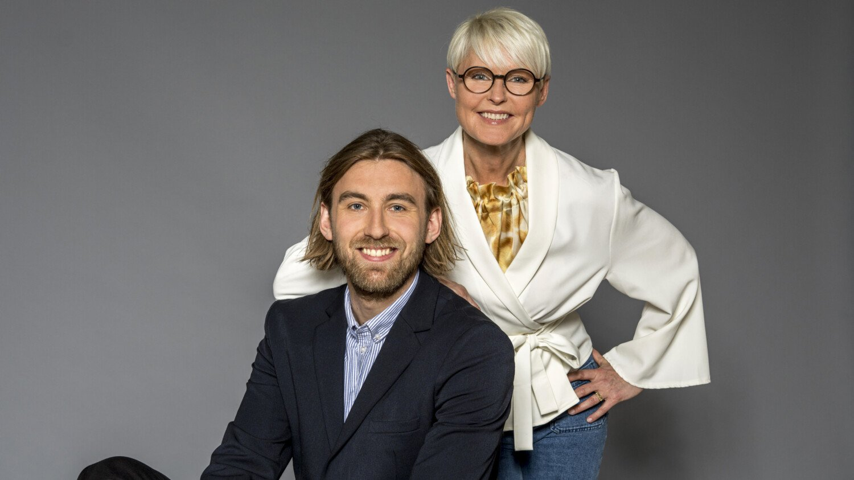 Line Baun Danielsen og Simon Egeskov OL Discovery