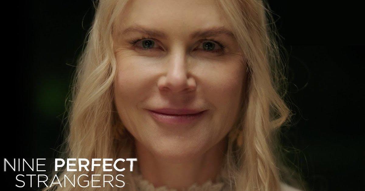 nine perfect strangers prime video