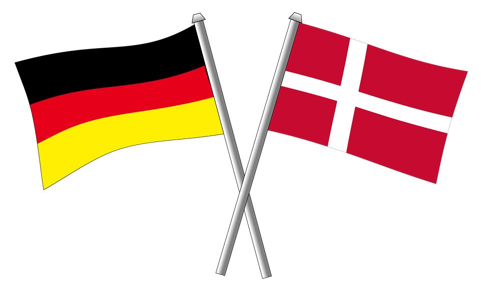 tyskland danmark fodbold