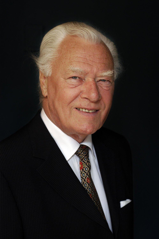 Poul Schluter portrait 2005