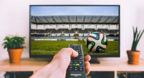 Fodbold TV fjernbetjening