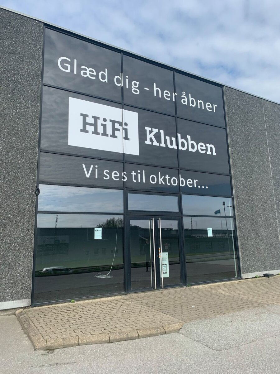 Hifi Klubben Hjørring