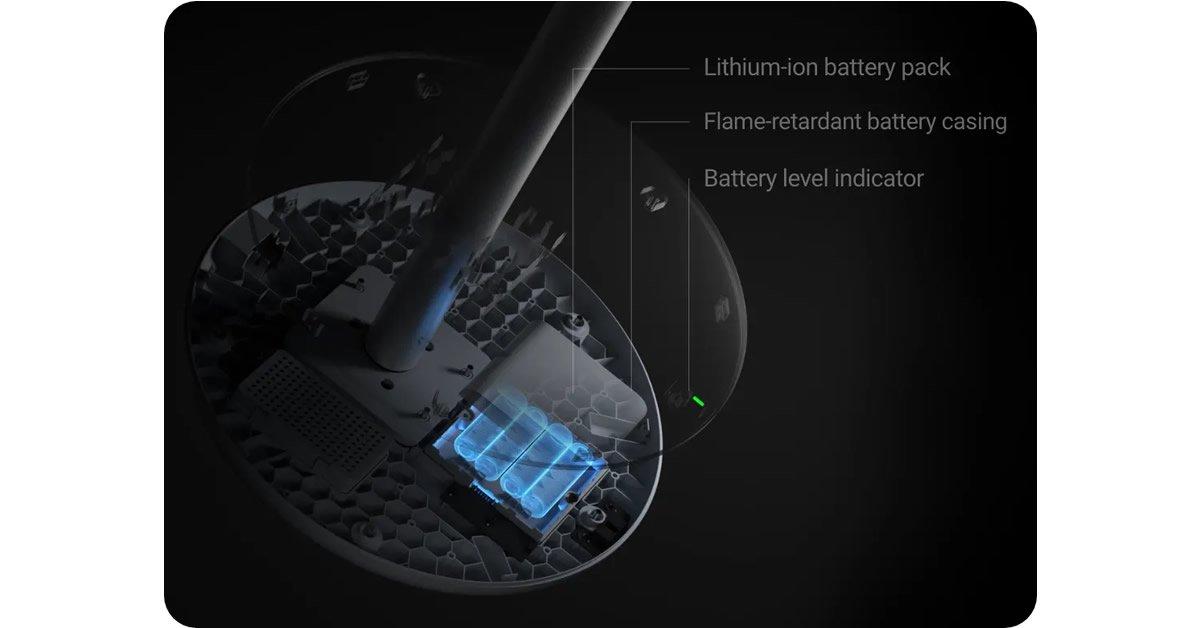 Xiaomi Smartmi SmartFan 3 batteri