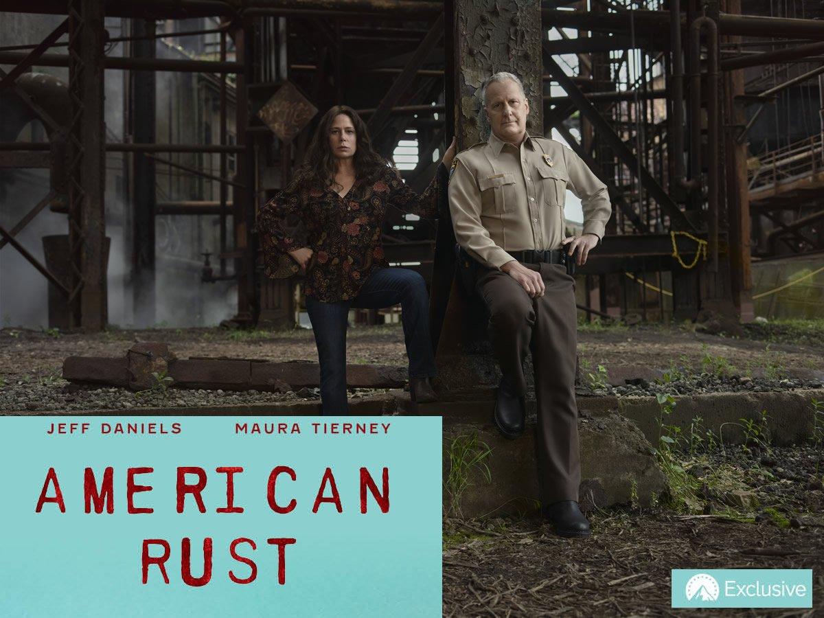 American Rust Paramount+