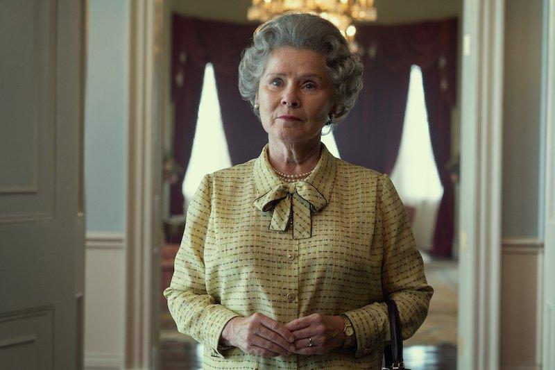 The Crown Sæson 5 Netflix