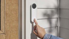 Nest Doorbell Batteri version 2021