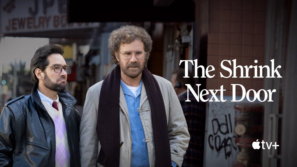 The Shrink Next Door Apple TV+