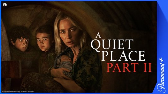 A Quiet Placce Part II
