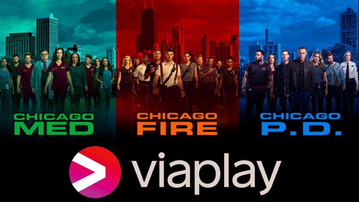 Chicago serier viaplay