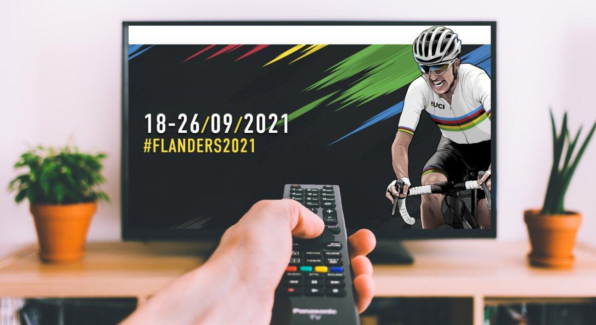 Cykel VM 2021 TV 2 Sport