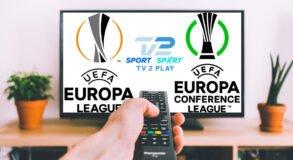 Europa League Conference League TV 2 Sport