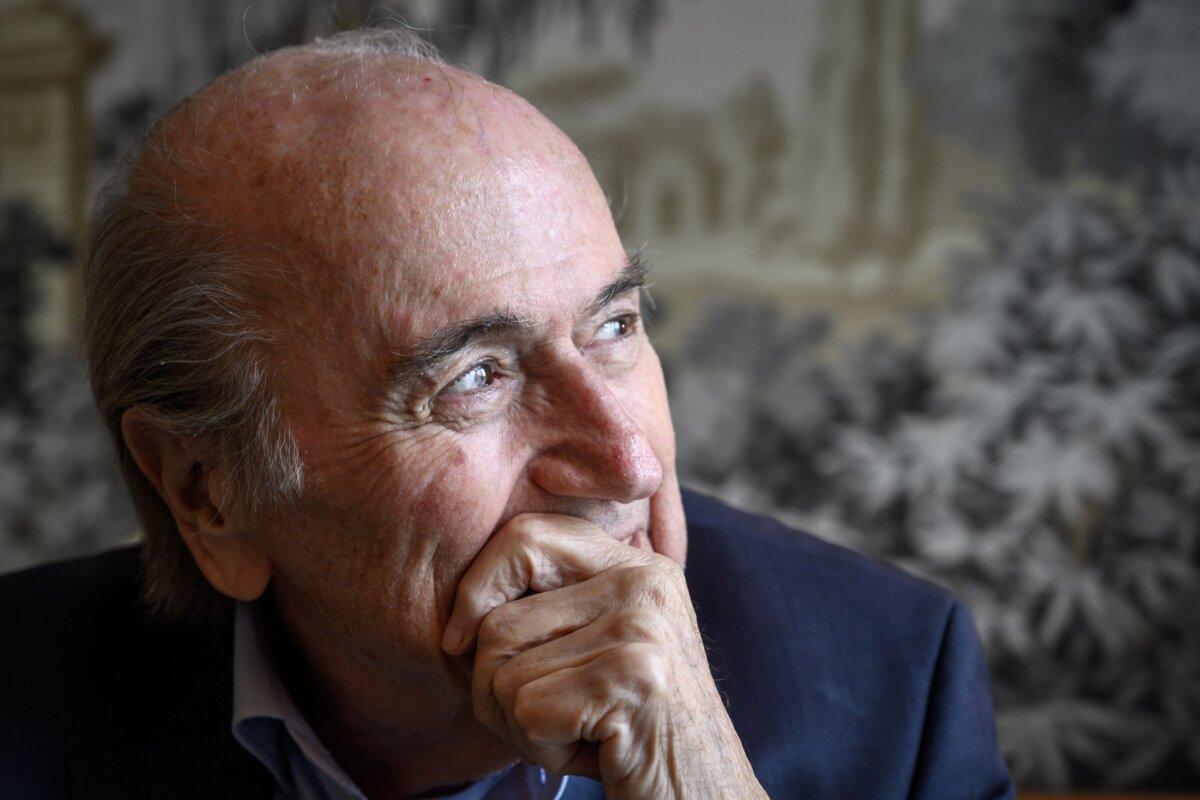 Sepp Blatter Discovery