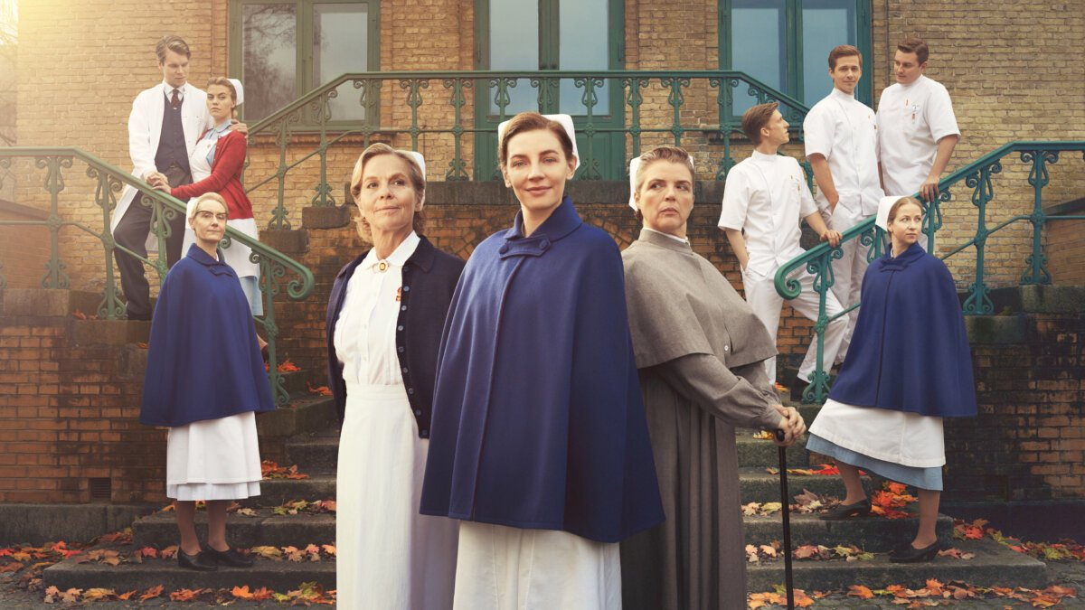 Sygeplejeskolen sæson 4 TV 2
