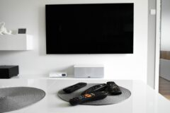 TV fjernbetjeninger stue
