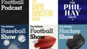 Viaplay The Athletics videopodcasts