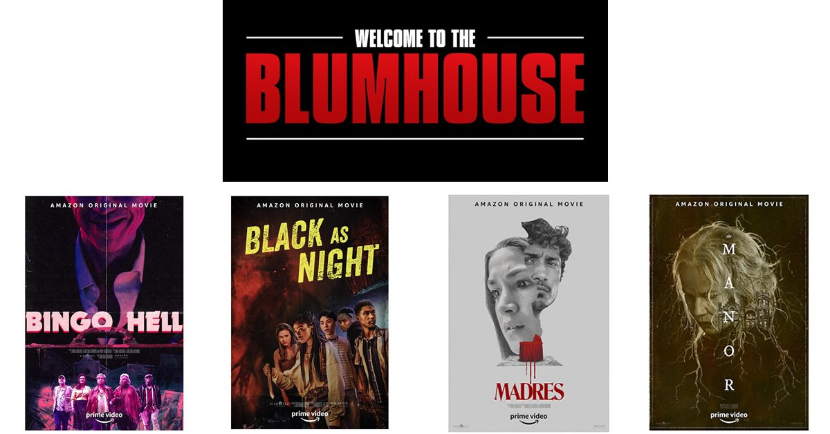 Welcome to Blumhouse Prime Video