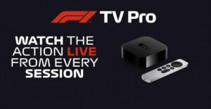 F1TV Apple TV