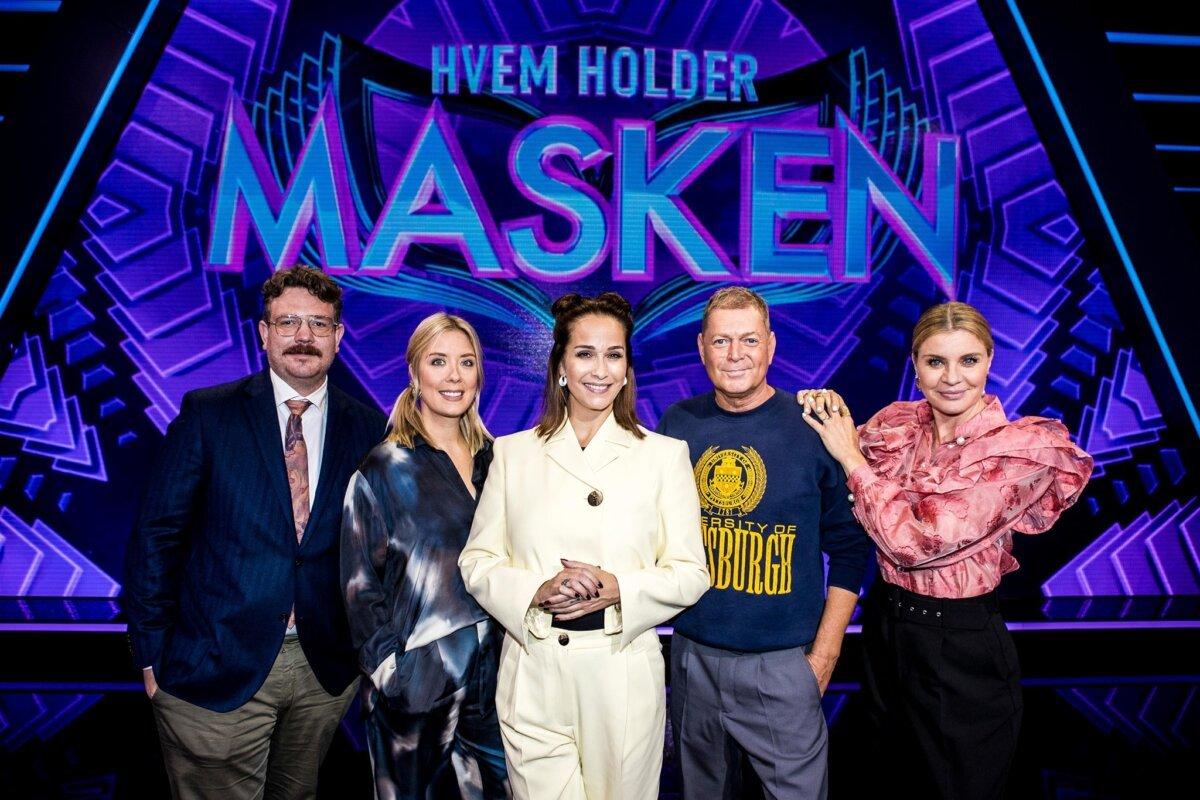 Hvem Holder Masken TV 2