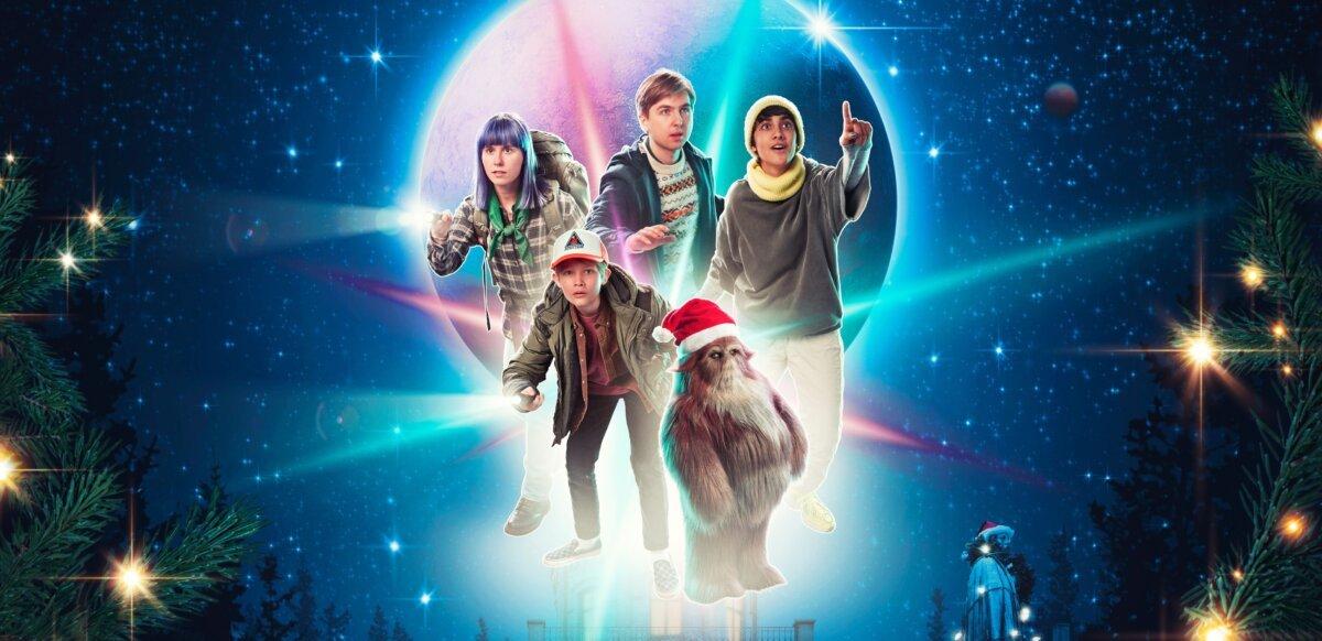 Kometernes Jul - Julekalender TV 2 2021