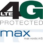 Foto af 4G-mærket – særligt mærke skal vise at udstyret kan beskytte tv-signaler mod støj fra mobilt 4G-net