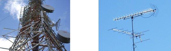 Antenner 800 MHz mobilt bredbånd forstyrrelser