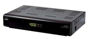 Foto af Avanit CHD1 DVB-C afløser Smart MX83