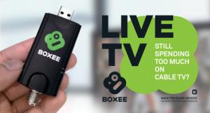 Boxee Box USB tuner