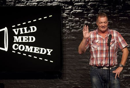 Vild med Comedy TV 2 Zulu Brian Nielsen