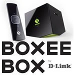 Boxee Box anmeldelse Boxee Box by D-Link