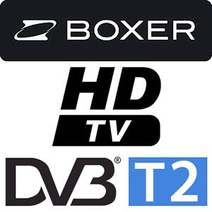 Boxer HDTV DVB-T2