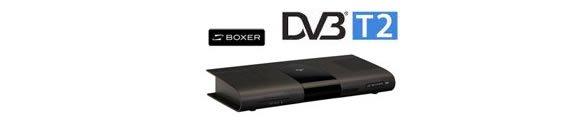 DVB-T2 Boxer tv boks