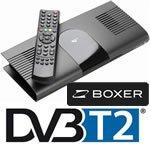 Boxer HDTV bokse Boxer DVB-T2 bokse