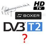 Krav for at kunne modtage Boxer HDTV