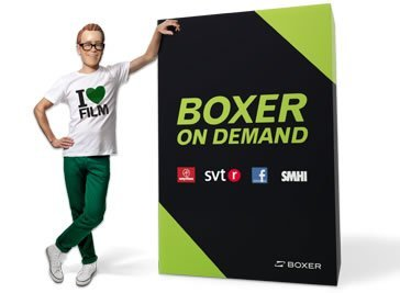 Boxer On Demand