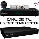 Test ADB HD PVR 5720SX HD Canal Digital HD Entertain Center