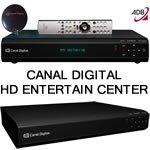 Ny softwareopdatering på HD Entertain Center fra Canal Digital