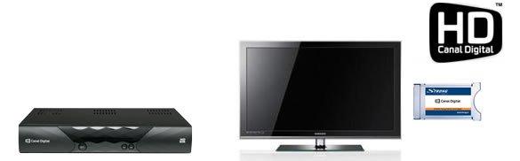 Canal Digital HDTV boks TV